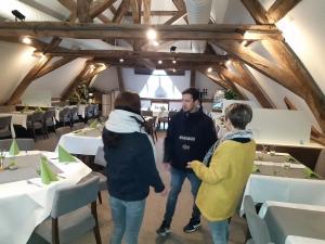Visite restaurants universitaires